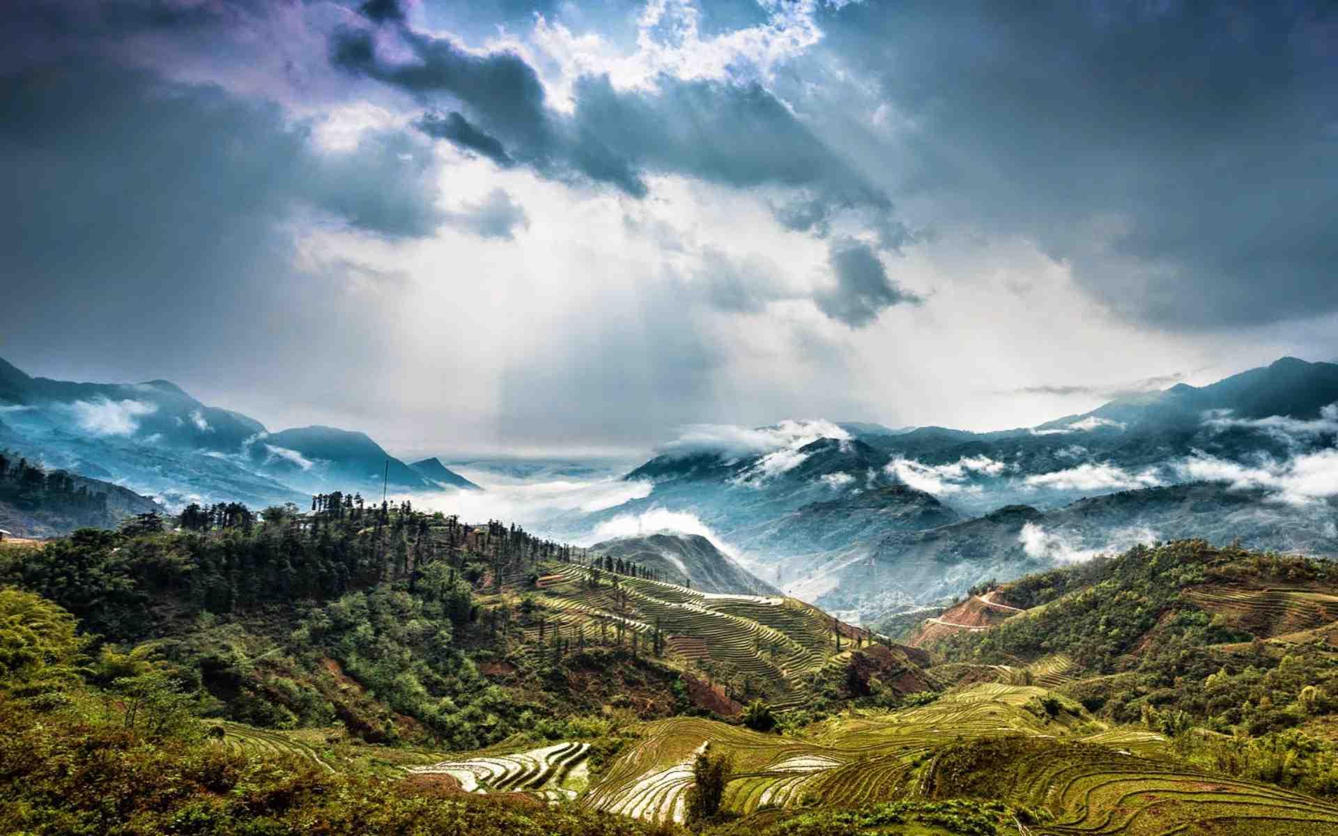 Tour Hà Nội – Bái Đính – Tràng An – Sapa – Cát Cát – Hàm Rồng