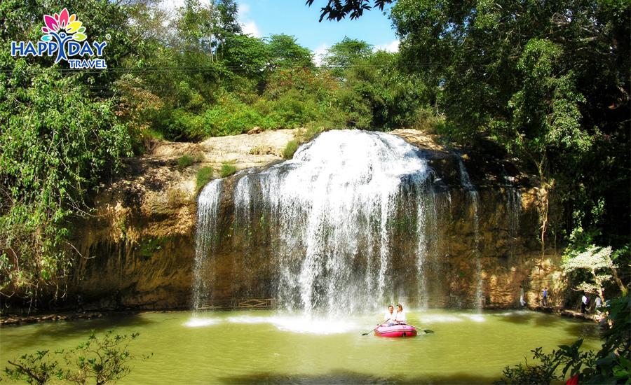 Tour khám phá ba thác tại Đà Lạt – Tour Đà Lạt 1 ngày
