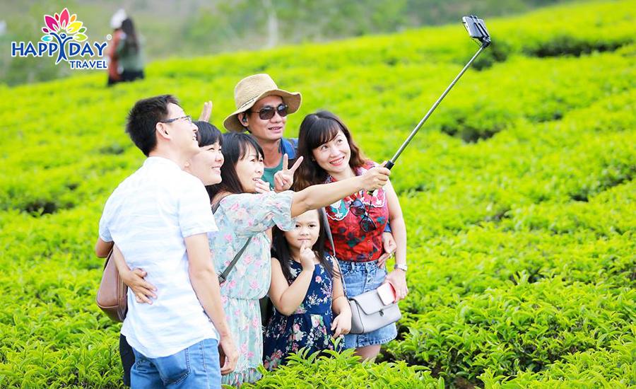 Tour du lịch nhà vườn Đà Lạt – tour Đà Lạt 1 ngày