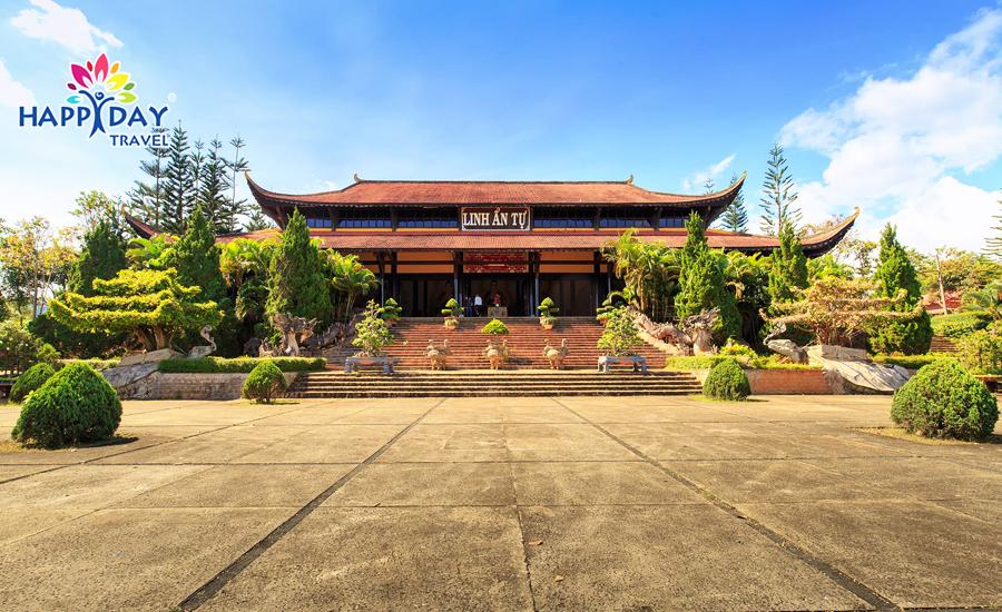Tour du lịch ngoại thành Đà Lạt – tour Đà Lạt 1 ngày