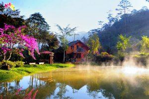 Tour Ma rừng lữ quán – Làng cù Lần – Đất sét 1 ngày